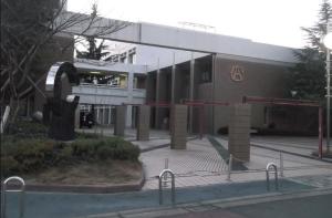 名古屋商業 校舎